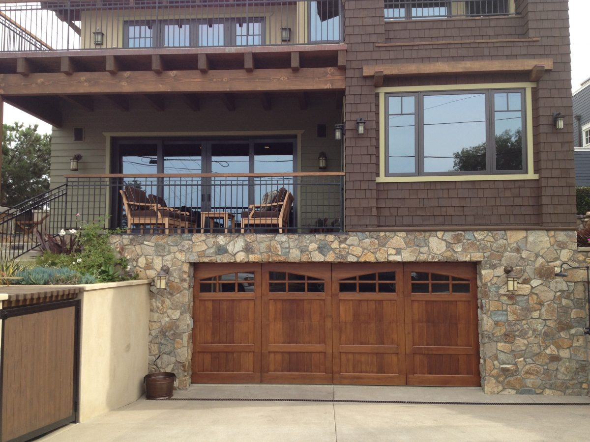 PreviousCustom Faux Wood Garage Doors   San Diego, CA