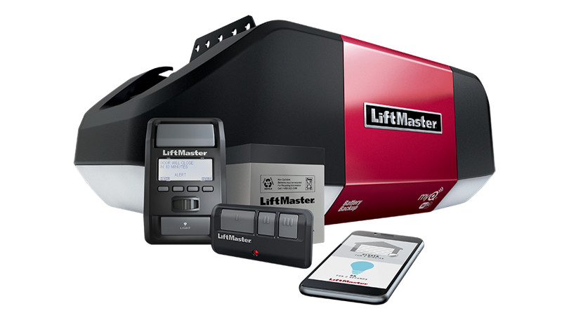 LiftMaster's Easy 3-Step Safety Check
