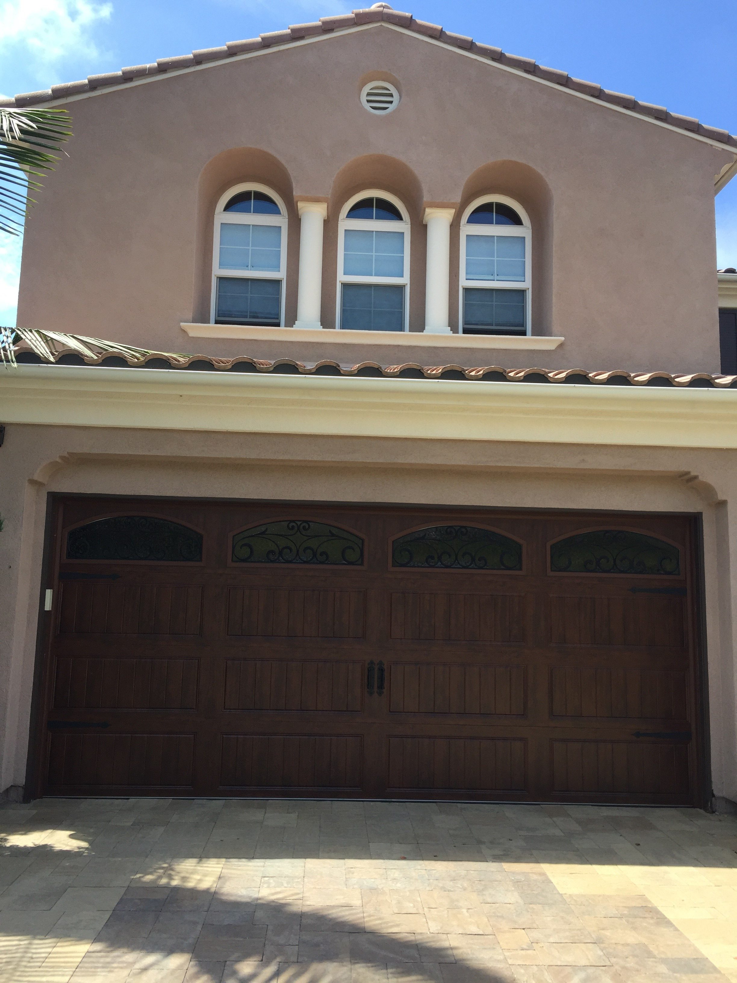 Home improvement garage door projects worth the investment.