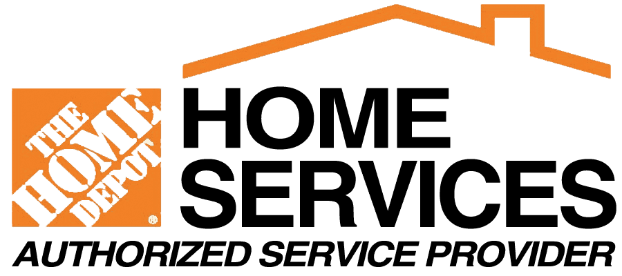 Home Depot Home Services Cut Out