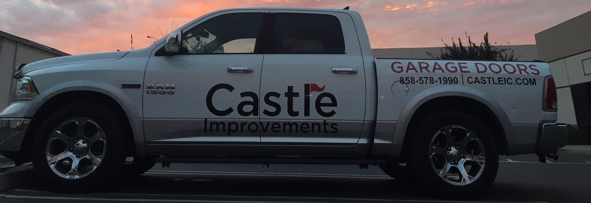 Castle Garage Doors, Honesty is Integrity.